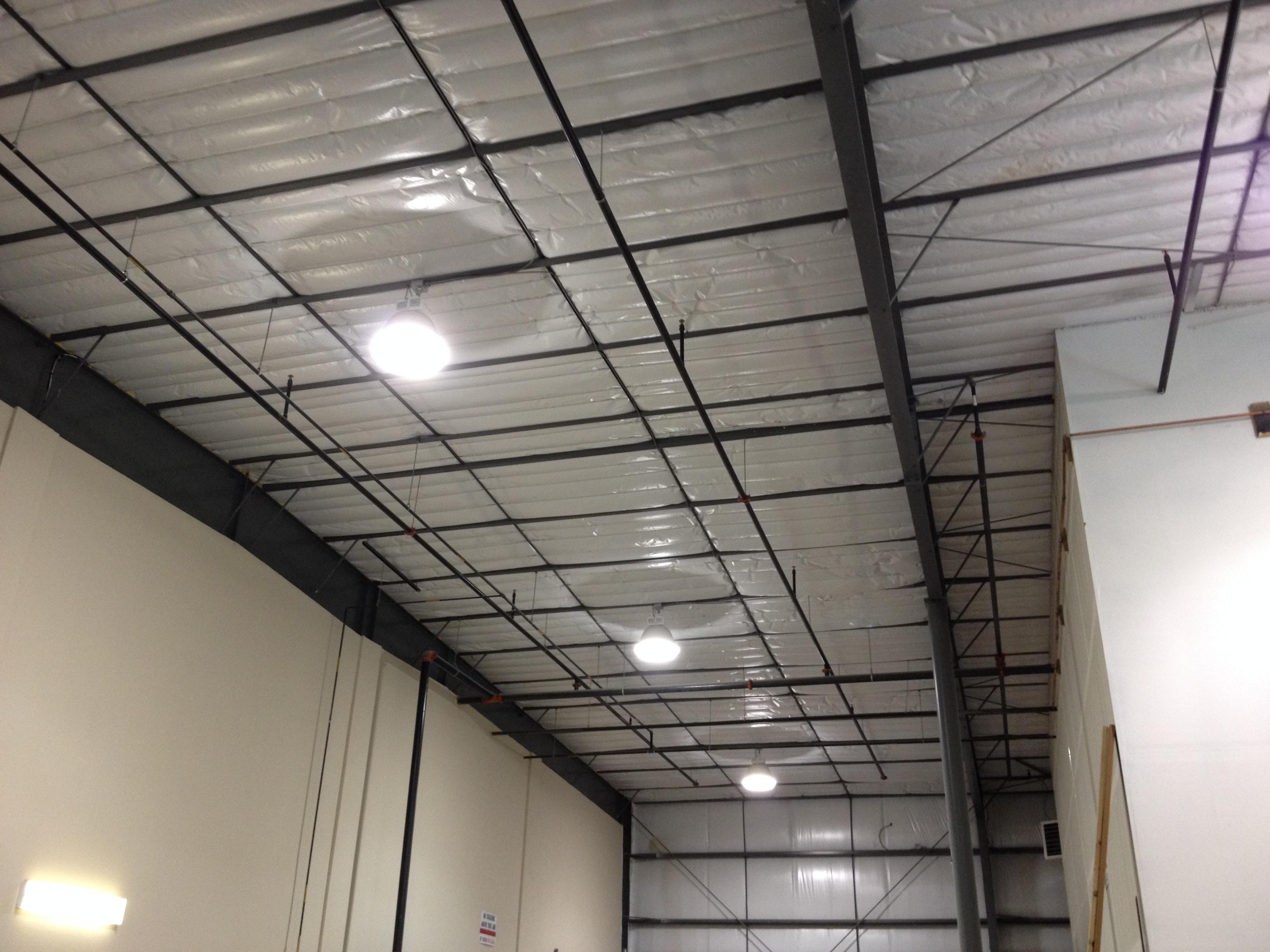 Colorado Metal Building Insulation Cmi Insulation