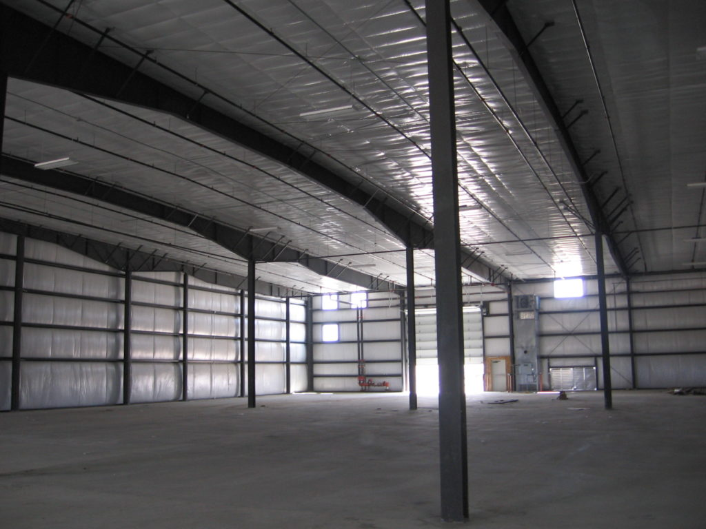idaho metal building insulation