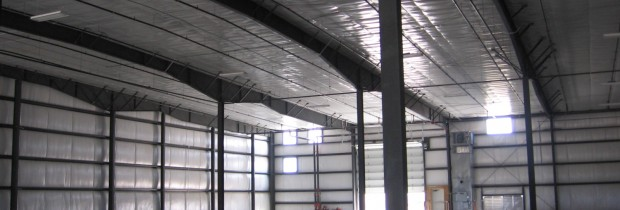 5 things to know about adding insulation to a metal building cmi 5 things to know about adding insulation to a metal building solutioingenieria Image collections